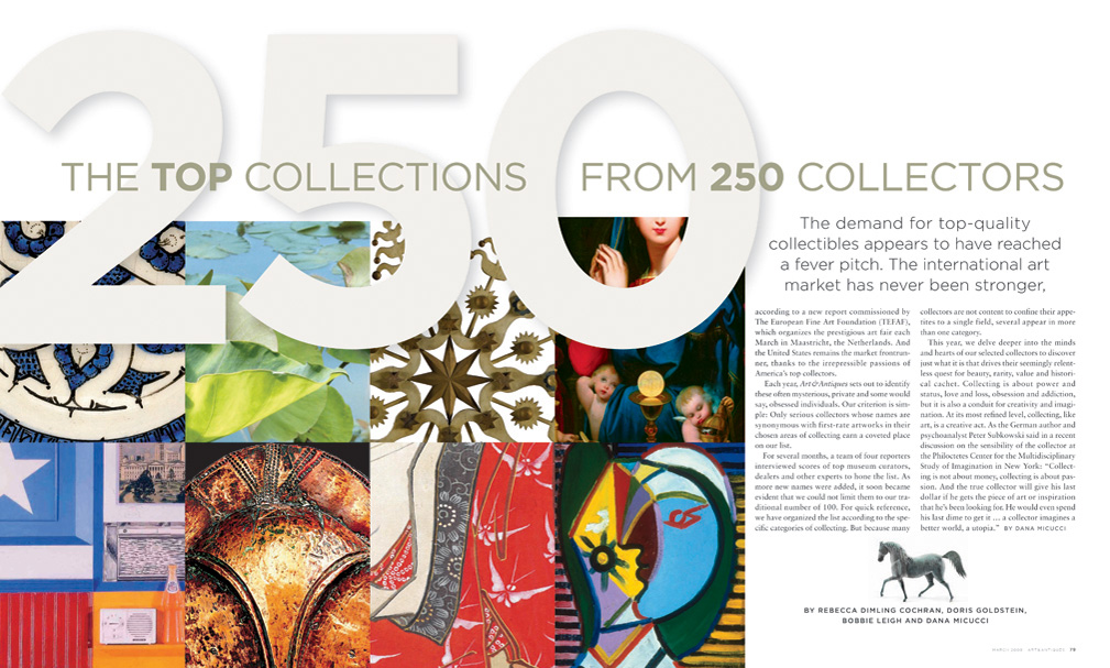250 Collections