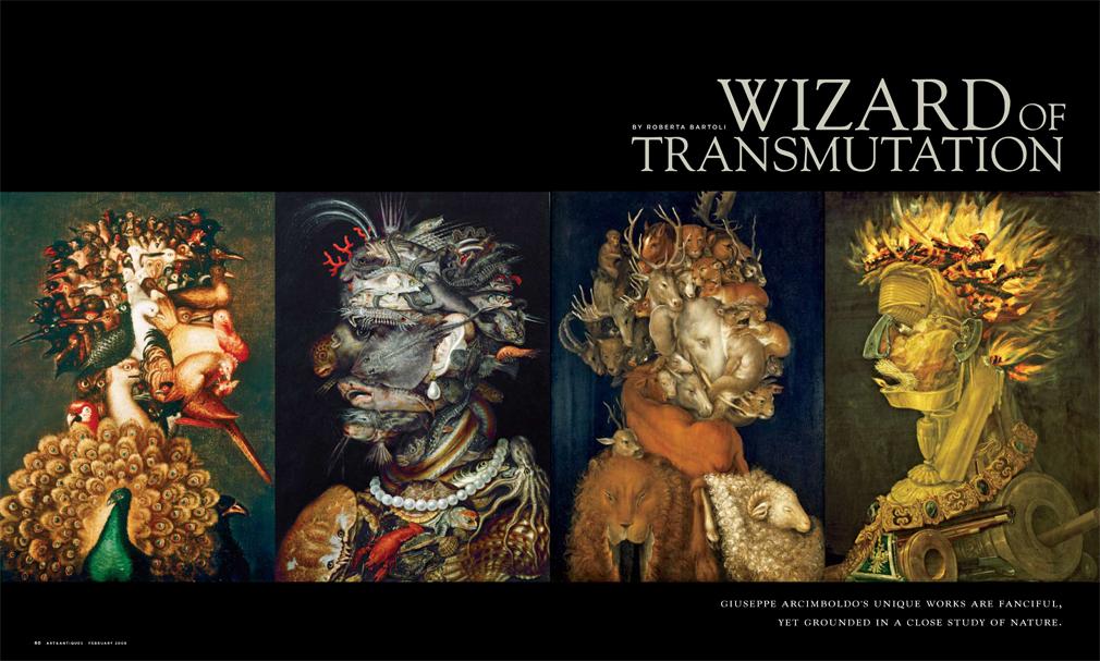 Wizard of Transmutations
