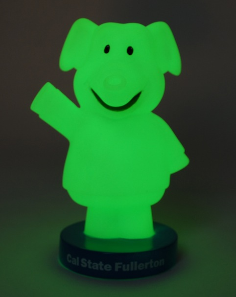 Glow-in-the Dark Tuffy